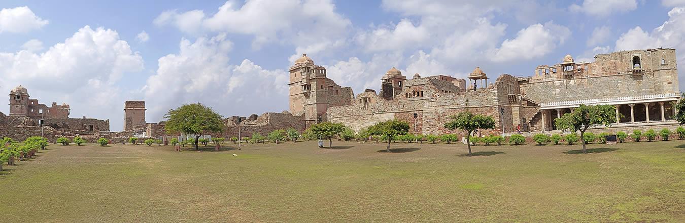 Kumbha Palace, Chittaurgarh Fort