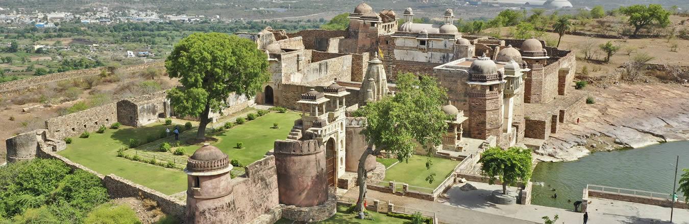 Ratan Singh Palace, Chittaurgarh Fort
